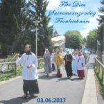 Fête-Dieu à Banneux : 3 juin 2018